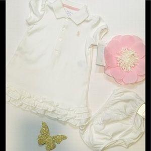 Ralph Lauren Baby Casual Dress